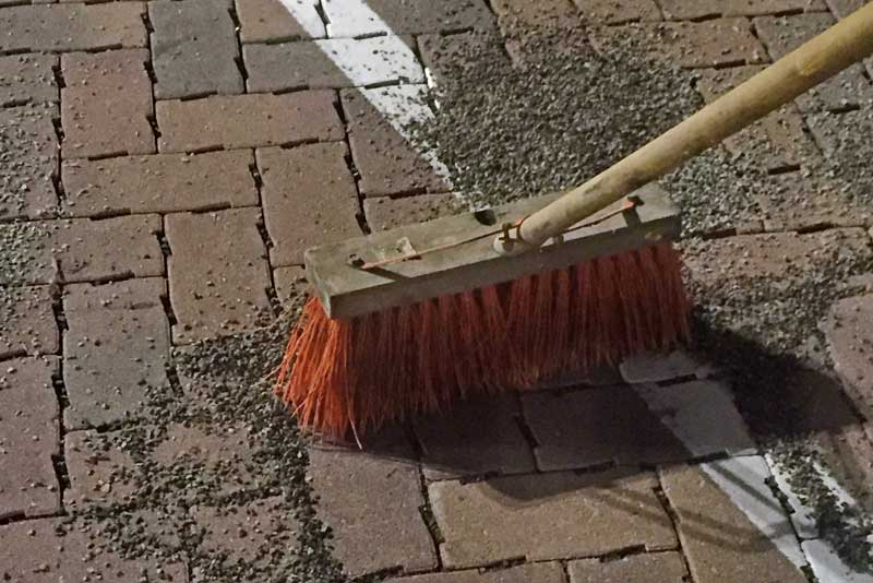 permeable paver maintenance and restoration in Minneapolis - St. Paul